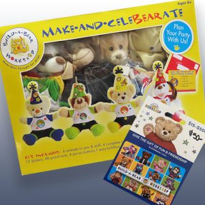 build a bear kit