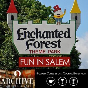 enchanted forest-archive coffee