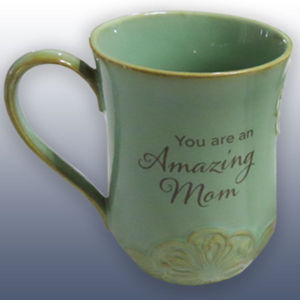 mother's day mug and fudge