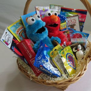 Sesame Street goodies